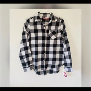 So Authentic American H Girls Shirt Size 14 New